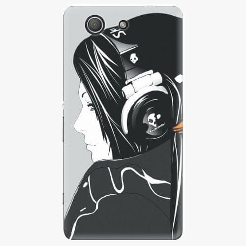 iSaprio Plastový kryt - Headphones - Sony Xperia Z3 Compact