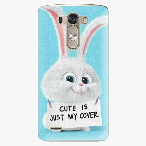 iSaprio Plastový kryt - My Cover - LG G3 (D855)