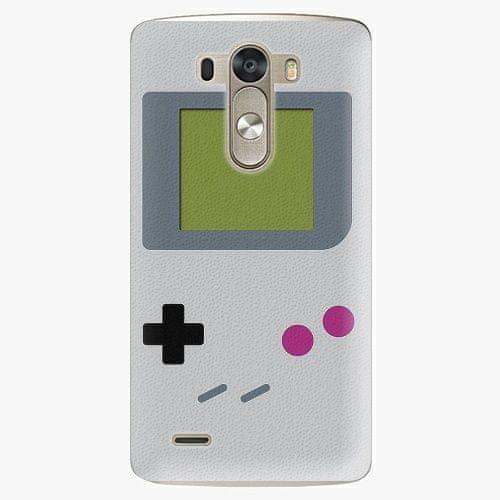 iSaprio Plastový kryt - The Game - LG G3 (D855)