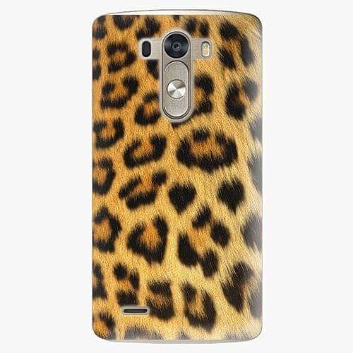 iSaprio Plastový kryt - Jaguar Skin - LG G3 (D855)