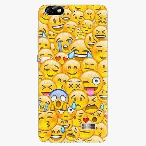 iSaprio Plastový kryt - Emoji - Huawei Honor 4C