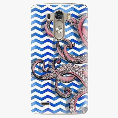 iSaprio Plastový kryt - Octopus - LG G3 (D855)