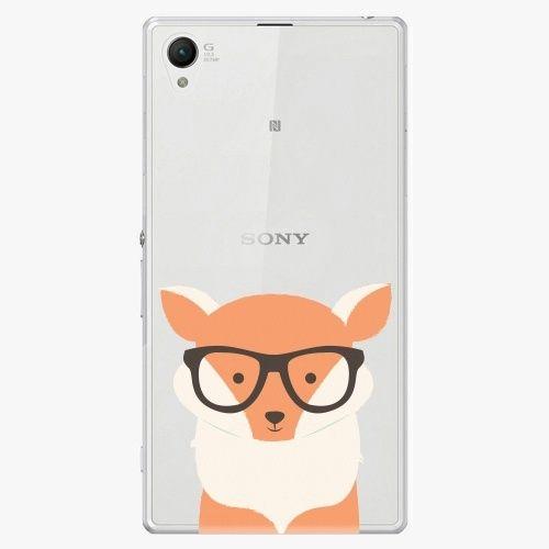 iSaprio Plastový kryt - Orange Fox - Sony Xperia Z1 Compact