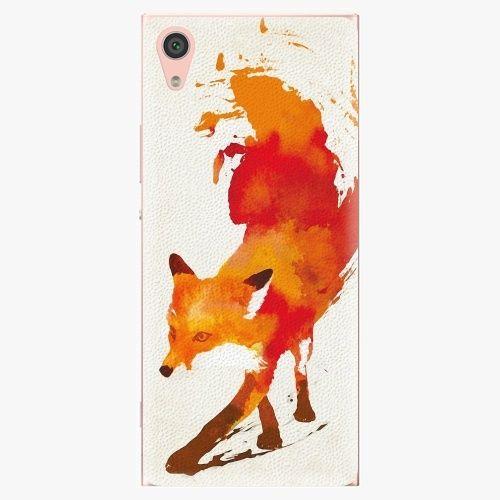 iSaprio Plastový kryt - Fast Fox - Sony Xperia XA1