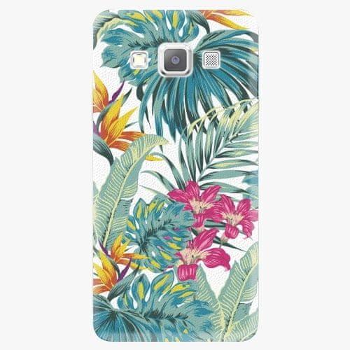 iSaprio Plastový kryt - Tropical White 03 - Samsung Galaxy A7