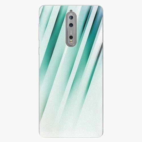 iSaprio Plastový kryt - Stripes of Glass - Nokia 8