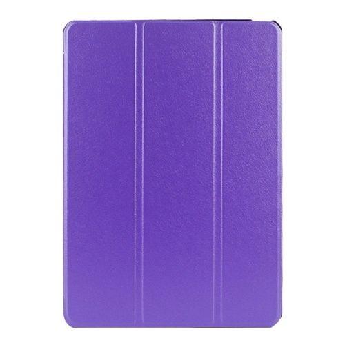iSaprio Kožený kryt / pouzdro Smart Cover pro iPad Air 2 fialový