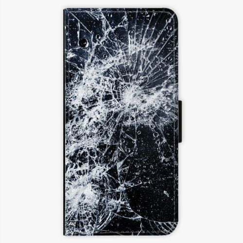 iSaprio Flipové pouzdro - Cracked - LG G6 (H870)