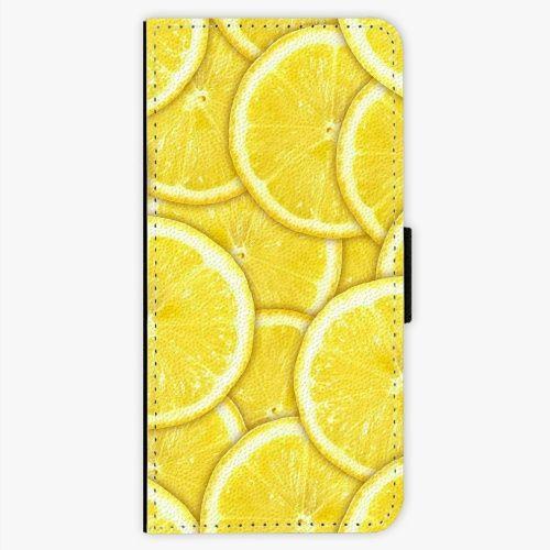 iSaprio Flipové pouzdro - Yellow - LG G6 (H870)