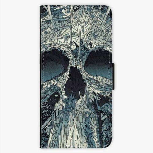 iSaprio Flipové pouzdro - Abstract Skull - LG G6 (H870)