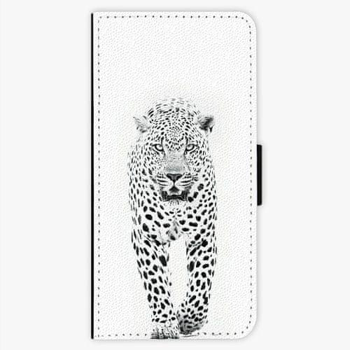 iSaprio Flipové pouzdro - White Jaguar - LG G6 (H870)