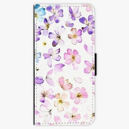iSaprio Flipové pouzdro - Wildflowers - LG G6 (H870)
