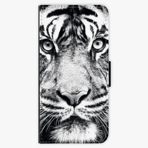 iSaprio Flipové pouzdro - Tiger Face - LG G6 (H870)