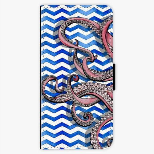 iSaprio Flipové pouzdro - Octopus - LG G6 (H870)