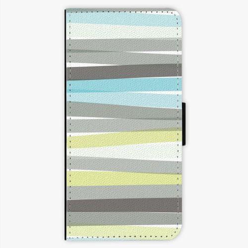iSaprio Flipové pouzdro - Stripes - LG G6 (H870)