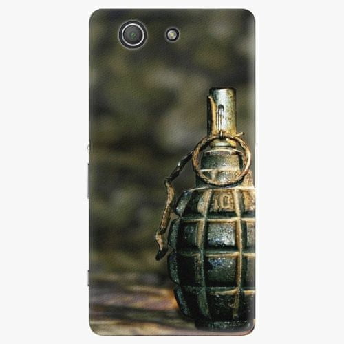 iSaprio Plastový kryt - Grenade - Sony Xperia Z3 Compact