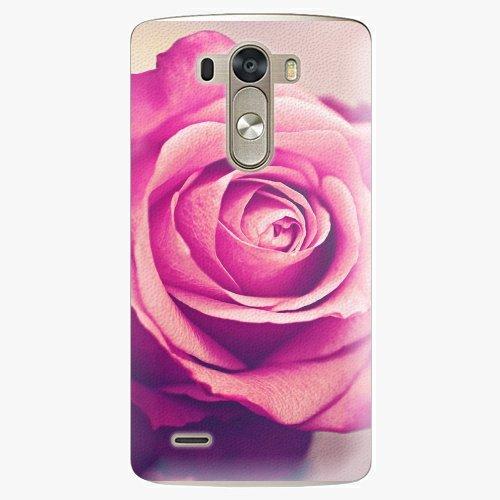 iSaprio Plastový kryt - Pink Rose - LG G3 (D855)