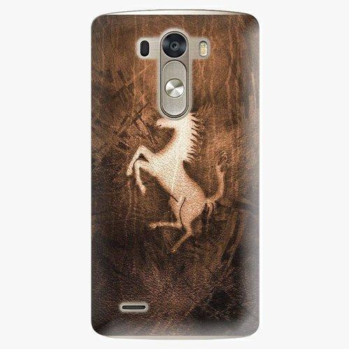 iSaprio Plastový kryt - Vintage Horse - LG G3 (D855)
