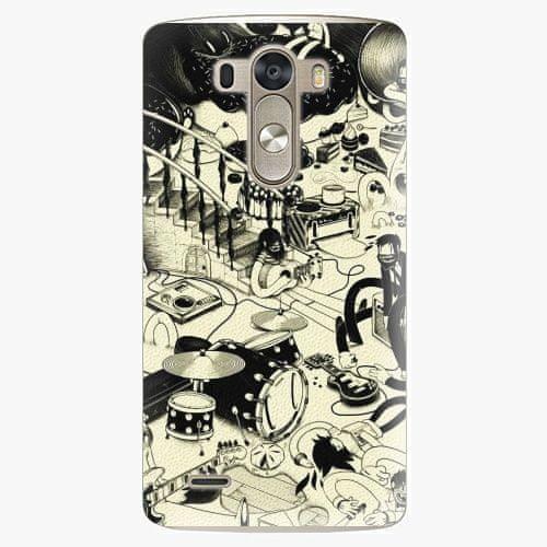 iSaprio Plastový kryt - Underground - LG G3 (D855)