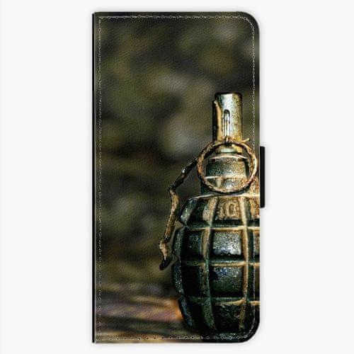iSaprio Flipové pouzdro - Grenade - LG G6 (H870)