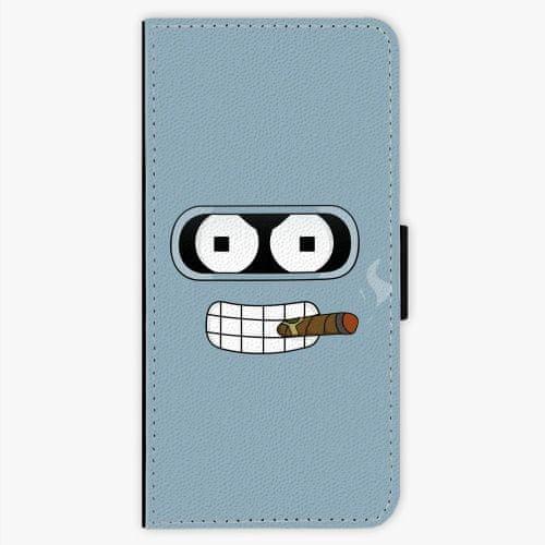 iSaprio Flipové pouzdro - Bender - LG G6 (H870)