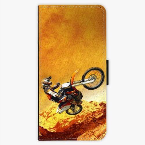 iSaprio Flipové pouzdro - Motocross - LG G6 (H870)