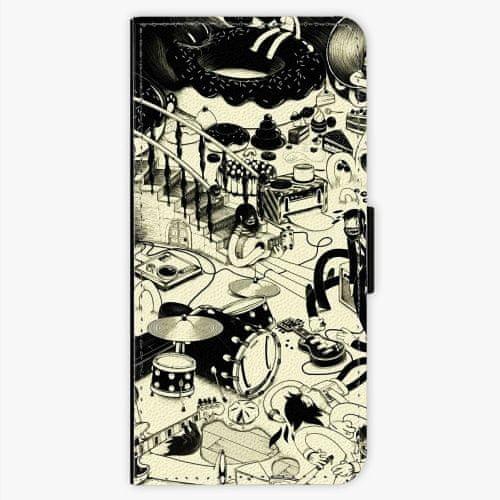 iSaprio Flipové pouzdro - Underground - LG G6 (H870)