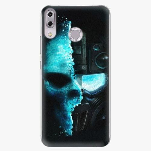 iSaprio Plastový kryt - Roboskull - Asus ZenFone 5 ZE620KL