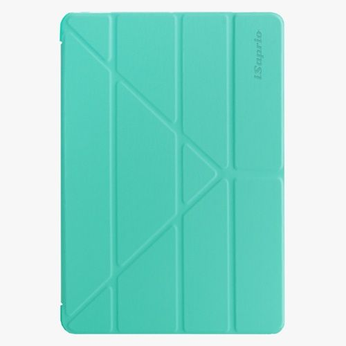 iSaprio Pouzdro Smart Cover - Cyan - iPad Air 2
