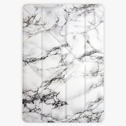 iSaprio Pouzdro Smart Cover - White Marble - iPad Air 2