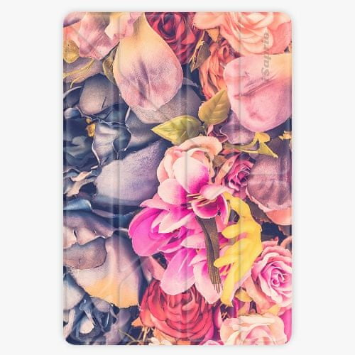 iSaprio Pouzdro Smart Cover - Beauty Flowers - iPad Air 2