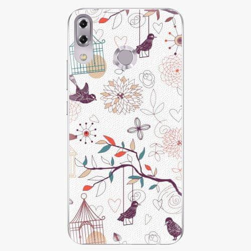 iSaprio Plastový kryt - Birds - Asus ZenFone 5 ZE620KL
