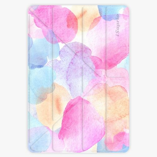 iSaprio Pouzdro Smart Cover - Watercolor 01 - iPad Air 2