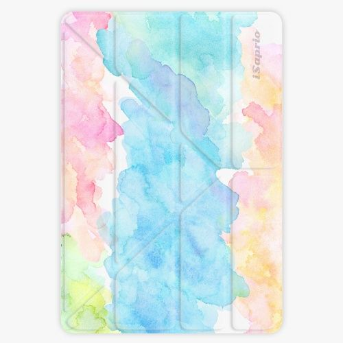iSaprio Pouzdro Smart Cover - Watercolor 02 - iPad Air 2