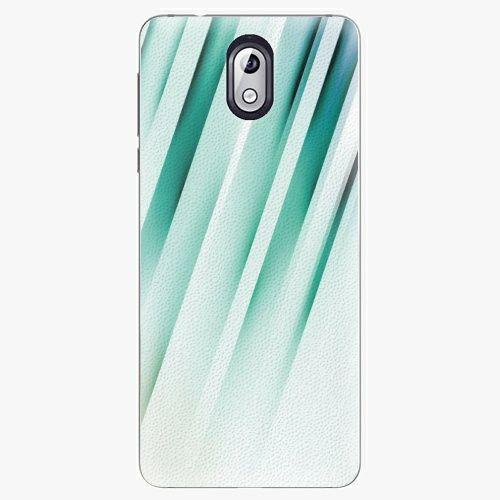 iSaprio Plastový kryt - Stripes of Glass - Nokia 3.1