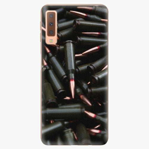 iSaprio Plastový kryt - Black Bullet - Samsung Galaxy A7 (2018)