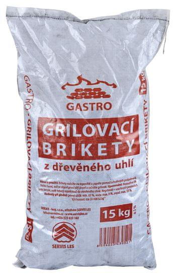 Vladeko Grilovací brikety Gastro 15kg