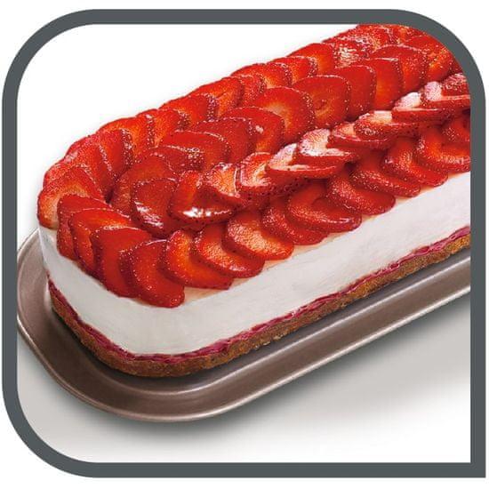 Tefal DELIBAKE modelček za peko deserta J1640374, 30x11 cm