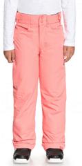 ROXY dievčenské nohavice Backyard 164 ružová