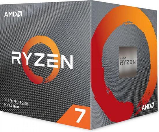 AMD Ryzen 7 3700X, Wraith Prism hladnjak, 65 W procesor