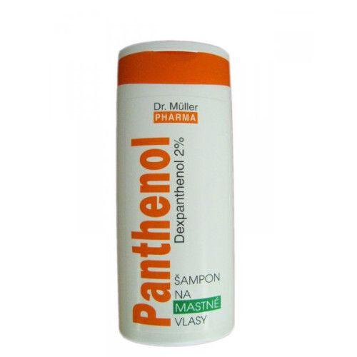 Panthenol Šampon na mastné vlasy 250 ml