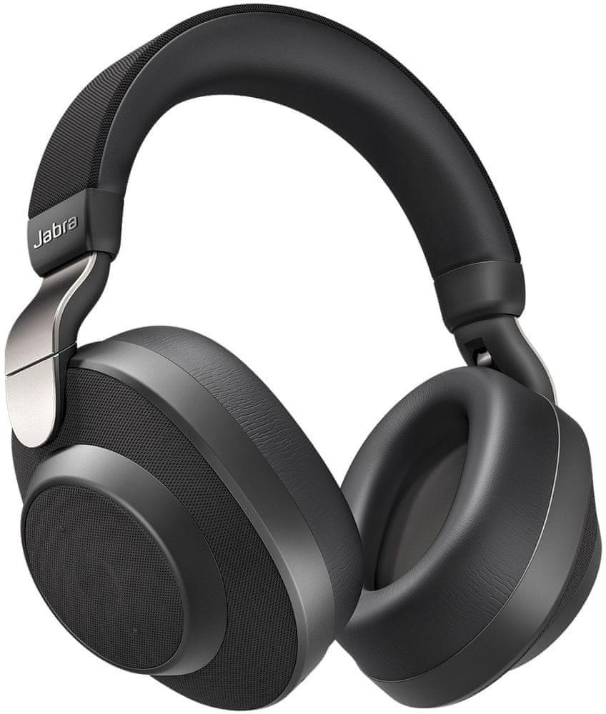 Jabra Elite 85h, černá, 100-99030000-60
