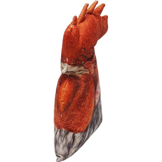 KARE Polštář Shape Rooster 47x37 cm