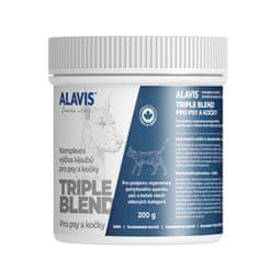 Alavis Triple Blend prehransko dopolnilo za pse in mačke, 200 g