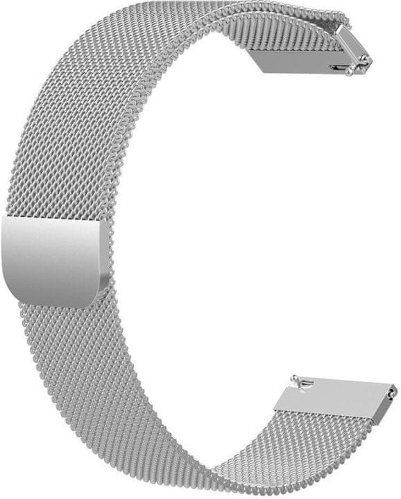 eses Mlánský tah stříbrný pro Samsung Galaxy watch 46mm/Samsung Gear s3/Huawei 2 1530001048
