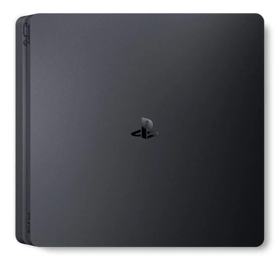 Sony PlayStation 4 Slim - 500 GB + balíček Fortnite - rozbaleno