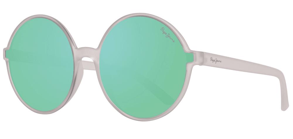 Pepe Jeans dámské průsvitné sluneční brýle PJ7271C462