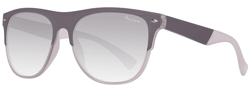 Pepe Jeans unisex šedé sluneční brýle PJ7295C256