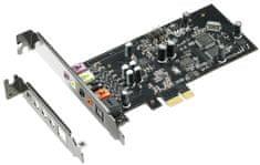 Asus Xonar SE, 5.1, PCIe zvočna kartica