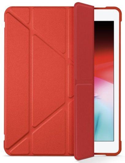 """EPICO Fold Flip case iPad 9,7"""" 2017/2018, červená 20511101400002"""